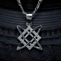 Звезда Лады с камнями
