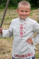 """Косоворотка  """"Богатырь"""" для мальчиков"""
