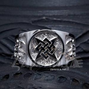 Перстень Звезда Руси,