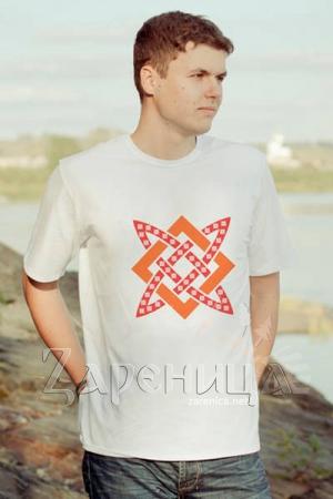"""Футболка """"Звезда Руси"""","""