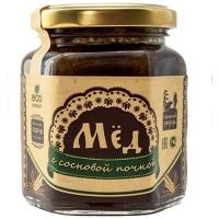 Мед натуральный с сосновой почкой