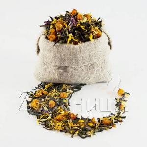 Сибирский Иван-чай «Морозное Утро» россыпью, элитный купаж,