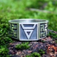 Перстень Велес-Одолень Трава