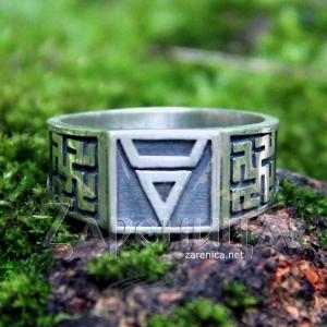 Перстень Велес-Одолень Трава,