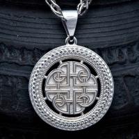 Оберег кельтский Узел Защиты