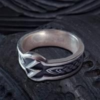 Кольцо с Руной Соулу