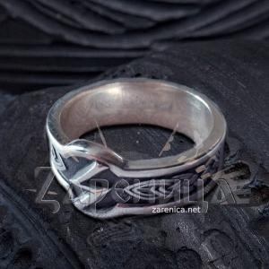 Кольцо с Руной Соулу,