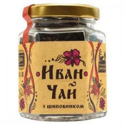 Иван-Чай с шиповником