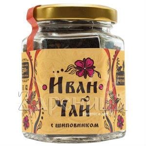 Иван-Чай с шиповником,