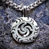 Символ Рода в Солнышке