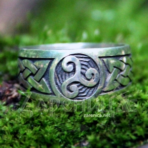 Перстень Трискель,