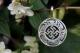 Цветок Папоротника в Солнечном круге