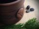 Глиняная кружка Велес 350 мл