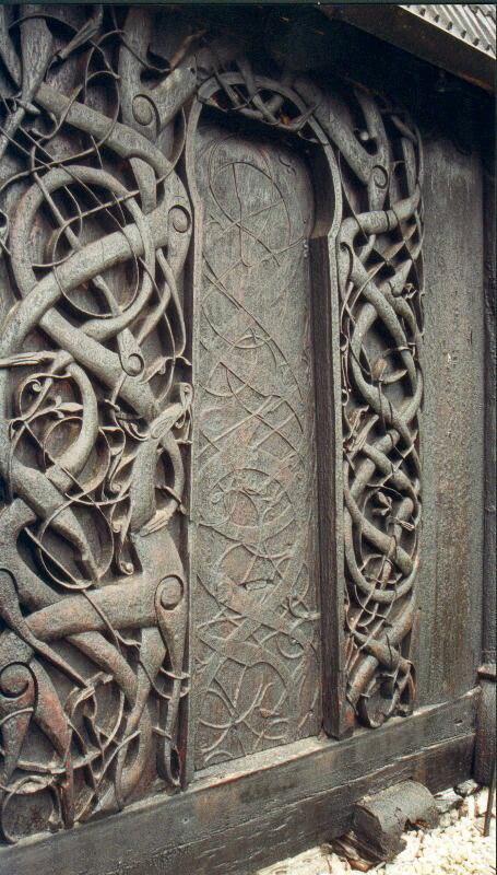Как выглядели языческие храмы